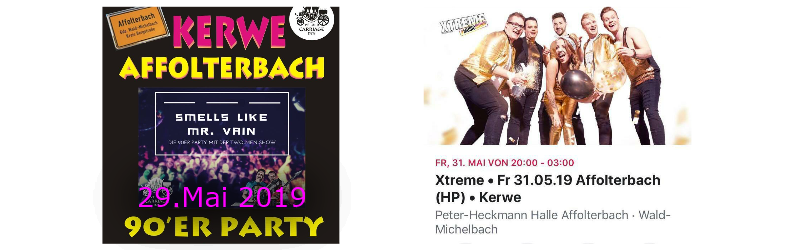 Kerwe Affolterbach 2019