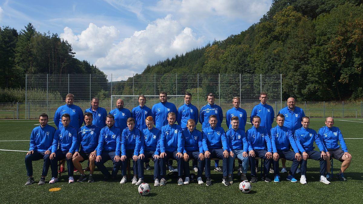SVA Affolterbach Mannschaft 2018 2019