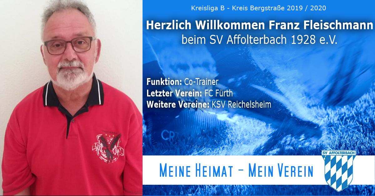 Franz Fleischmann