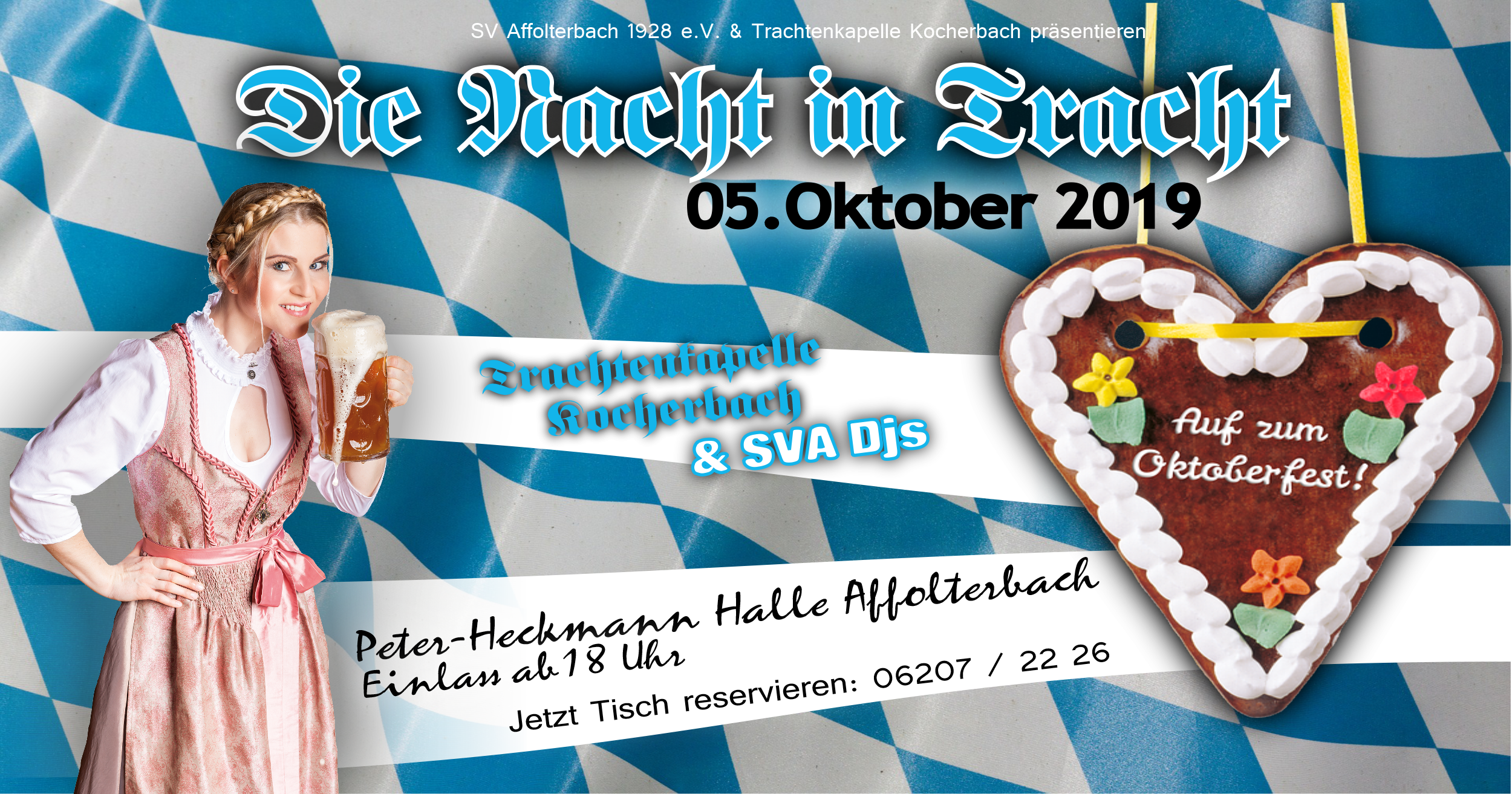 Nacht in Tracht Affolterbach 2019