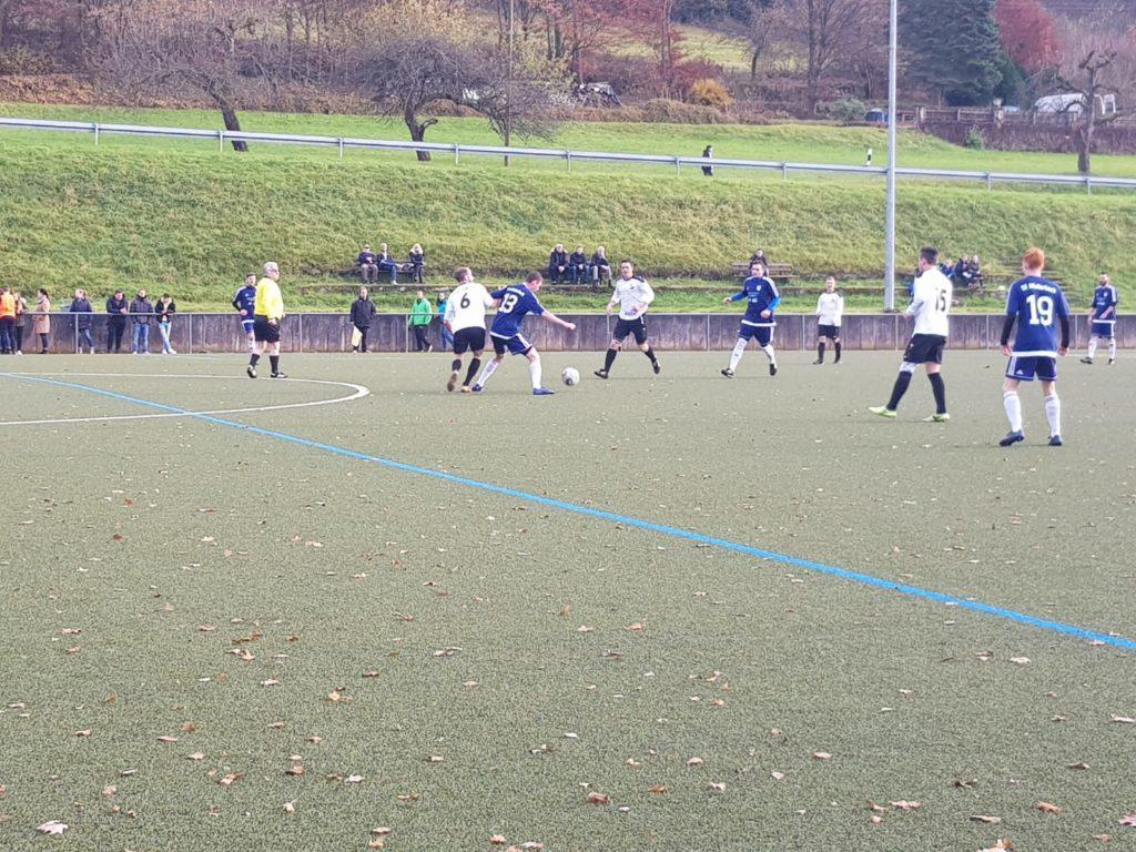SV Affolterbach Spiel 2019 FC Odin