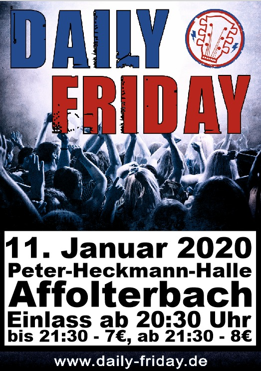 Daily Friday Affolterbach 2020