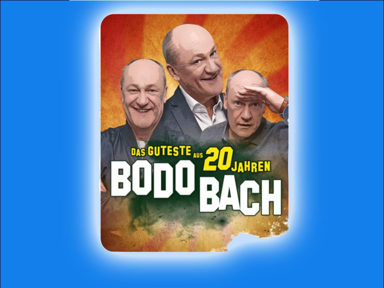 Bodo Bach live in Affolterbach